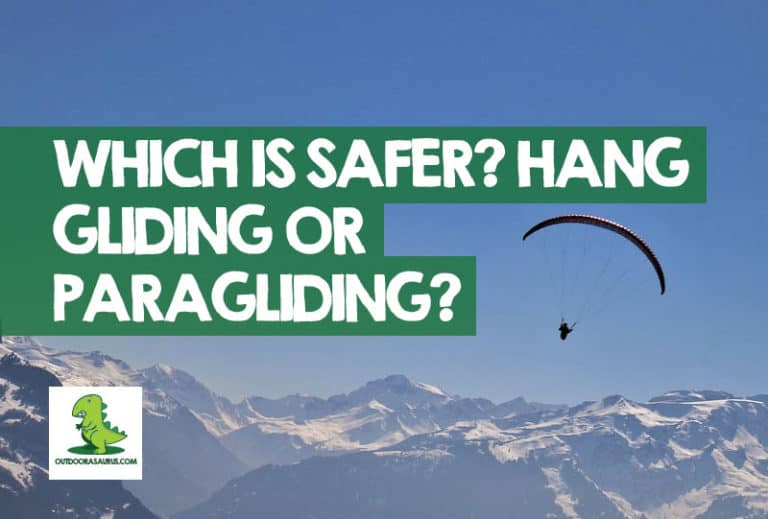 Which is Safer? Hang gliding or Paragliding