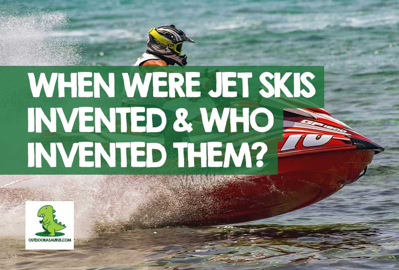 When Were Jet Skis Invented