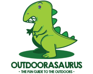 Outdoorasaurus Logo