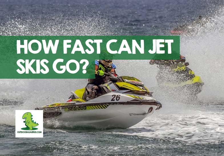 How Fast Can a Jet Ski Go? + Top Speeds of Fastest Production Models