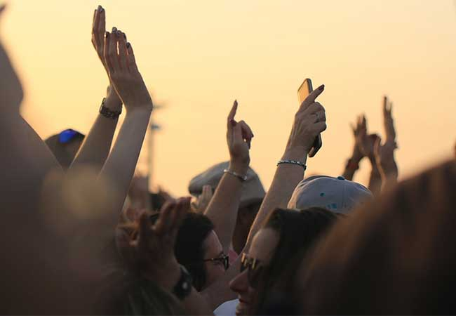 festival security tips