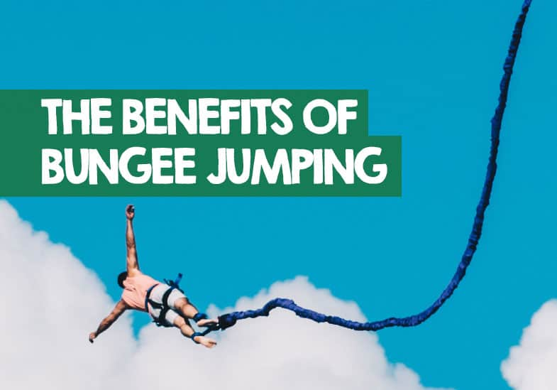 benefits of bungee jumping