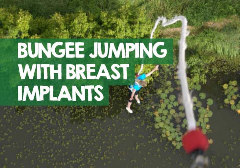 Can You Bungee Jump with Breast Implants