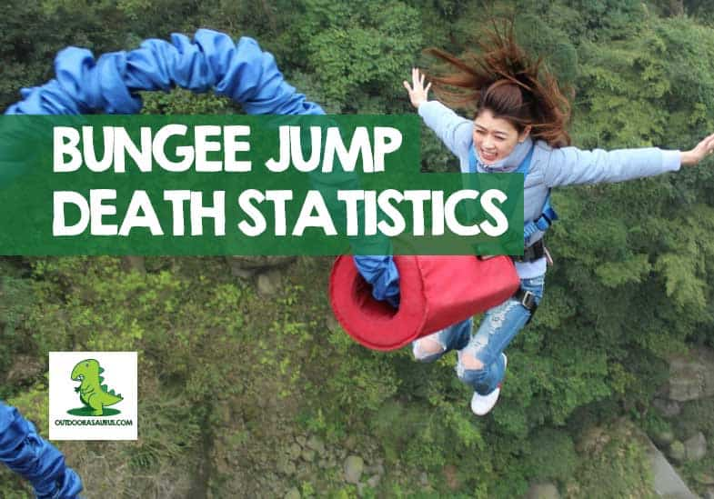 how many people die from bungee jumping