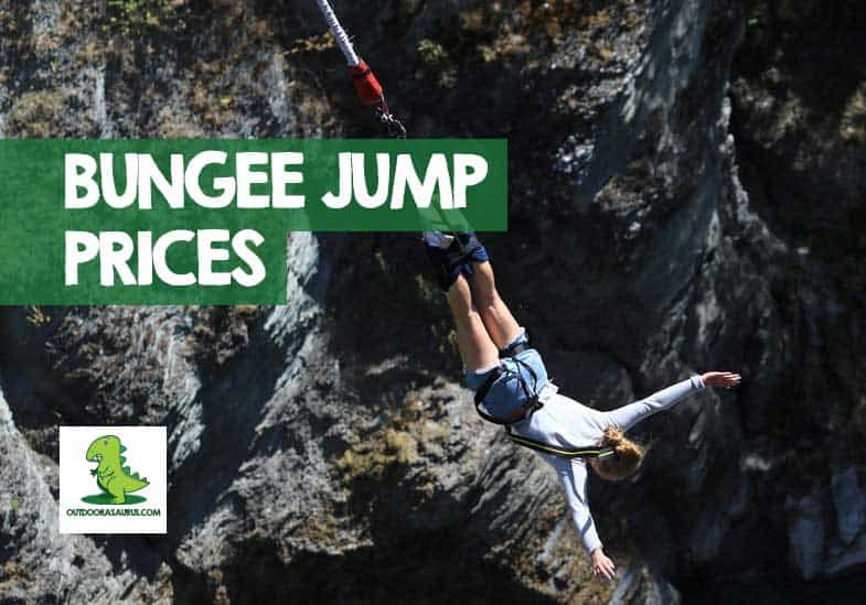what does it cost to bungee jump