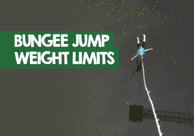 bungee jumping weight