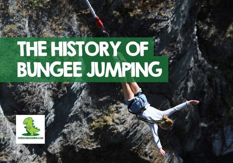 where did bungee jumping originate
