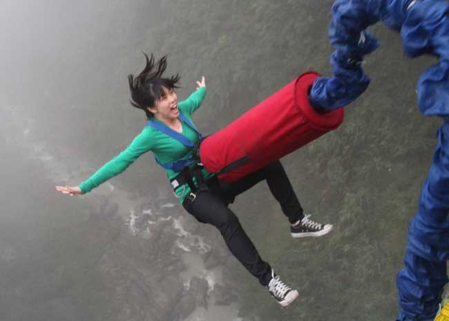 Can You Go Bungee Jumping While Pregnant