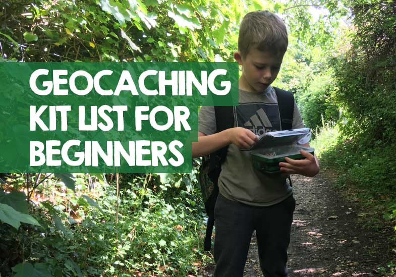 What should I bring geocaching
