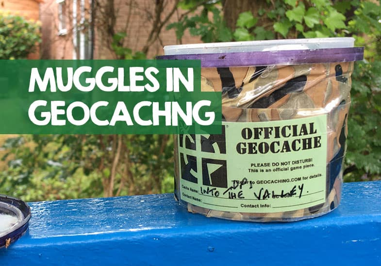 what does muggle mean in geocaching